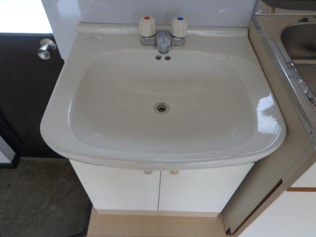 洗面に使用出来便利