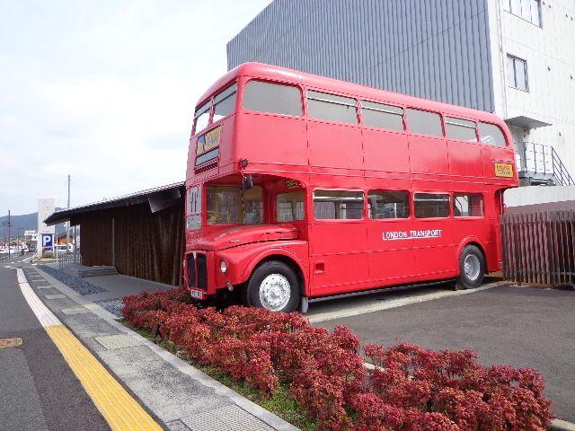 2階建ロンドンバス~山口県光市
