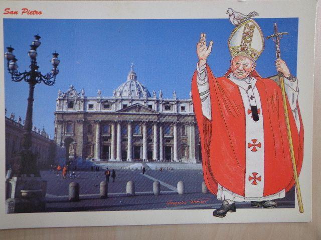 サン・ピエトロ大聖堂~バチカン市国(イタリア・ローマ)世界遺産