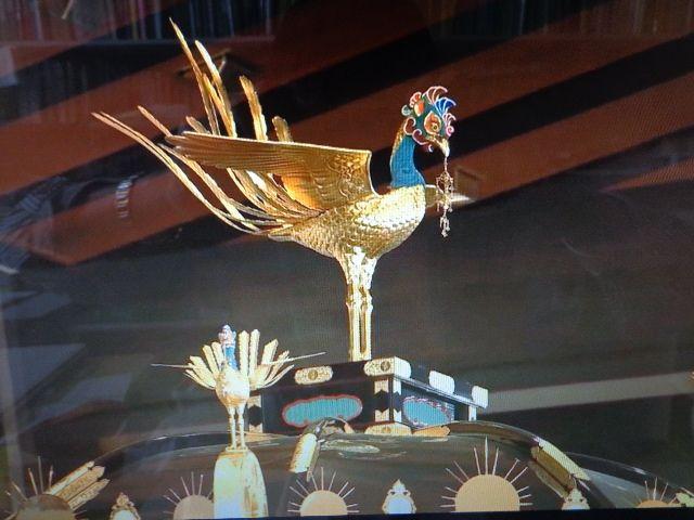 天皇陛下のご即位を宣明する「即位礼正殿の儀」