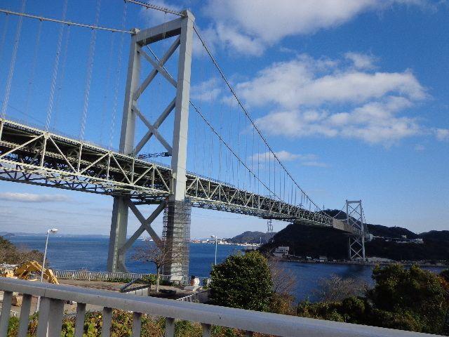 山口県と福岡県を結ぶ吊り橋~関門橋と門司港レトロ